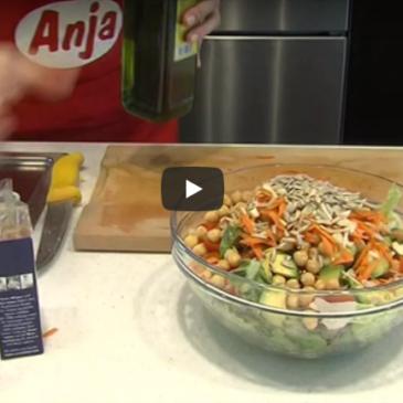 Znani Slovenci pripravljajo zdrave jedi – Nina Pušlar