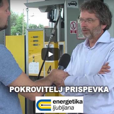 ENERGETIKA LJUBLJANA ZA OKOLJU PRIJAZNO MOBILNOST