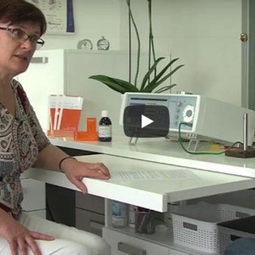 Podpora celic – Darinka Strmole, dr. med.