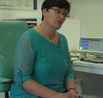 Bioresonančna terapevtka in dr. med. Darinka Strmole