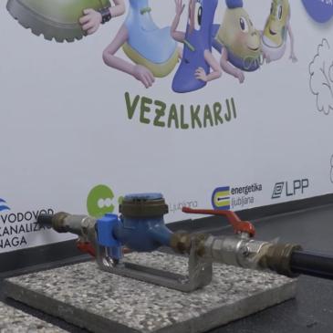 Vezalkarji v Minicityu Energetika Ljubljana