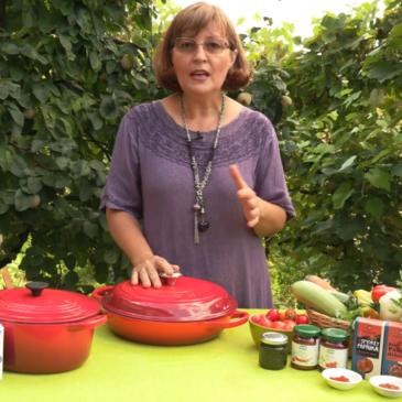 Sanja Lončar: prehrana v času korona virusa