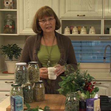 Sanja Lončar: Ekološke čajne mešanice