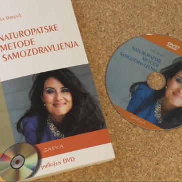 Erika Brajnik: knjiga naturopatske metode samozdravljenja