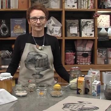 Suzana Kranjec – peka brezglutenske potice