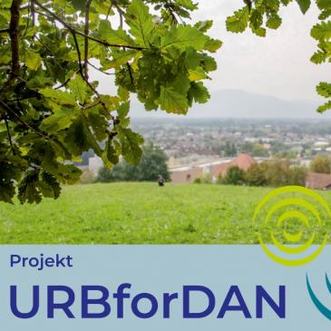 Projekt URBforDAN – mestni gozd na Golovcu
