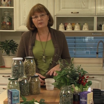 Ekološke čajne mešanice – Sanja Lončar